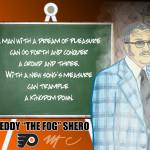 """FREDDY """"THE FOG"""" SHERO"""