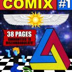 WEIRD COMIX #1