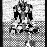 Bubba & Aiwass - ORIGINAL ART