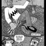 James Joyce and the Nightmare of History - ORIGINAL ART